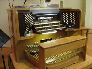 Good Shepherd Lutheran Church – Bunn Minnick Organ