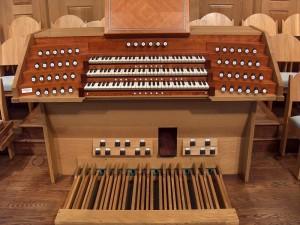 Lakeside Presbyterian Church Church – 2003 Noack Organ