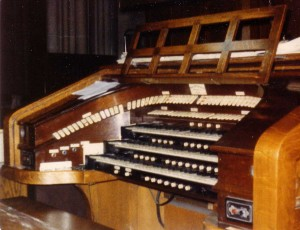 Cathedral Basilica, Covington – Original Wicks Organ