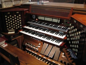 Calvary Episcopal Church – Skinner Organ
