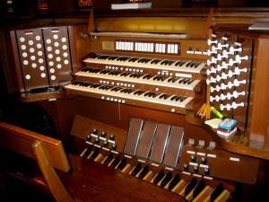 Immanuel Presbyterian Church – Schantz Organ