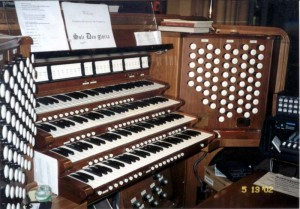 Cathedral Basilica, Covington – Aultz-Kersting Organ