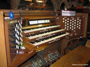 Church of the Redeemer, Cincinnati – Sanctuary Organ – Casavant Freres