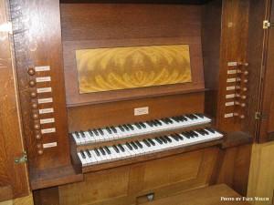 Church of the Redeemer, Cincinnati – Chapel Organ – Juget-Sinclair