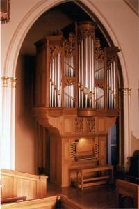 North Presbyterian Church – Taylor and Boody Organ